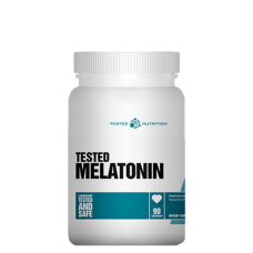 Tested Nutrition, Melatonin, 90 Kapseln