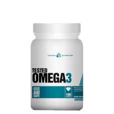 Tested Nutrition, Omega-3, 100 Kapseln