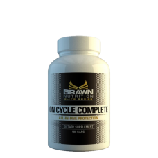 Brawn Nutrition, On Cycle Complete, 180 Kapseln