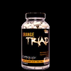 Controlled Labs, Orange Triad / Daily Multivitamin, 270 Tabletten