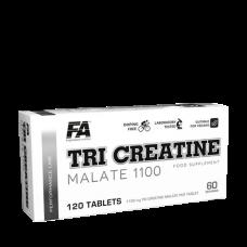FA Nutrition, Performance Tri Creatine Malate, 120 Tabletten