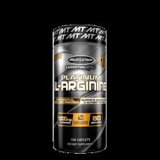 MuscleTech, Platinum L-Arginine, 100 Kapseln