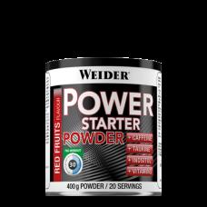 Weider, Power Starter Powder, 400g