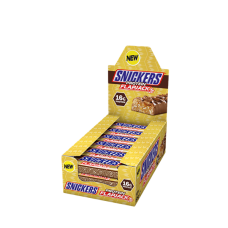 Snickers, Protein Flapjack, 18 x 65g