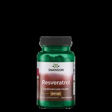 Swanson, Resveratrol, 30 Kapseln