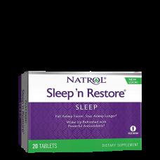 Natrol, Sleep´n Restore, 20 Tabletten