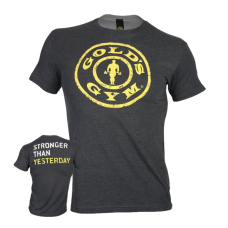 Golds Gym, Stronger Than YESTERDAY T-Shirt