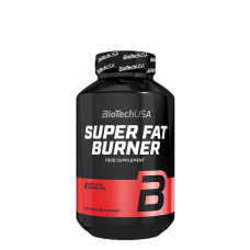 BioTech, Super Fat Burner, 120 Tabletten