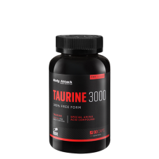 Body Attack, Taurine 3000, 90 Kapseln