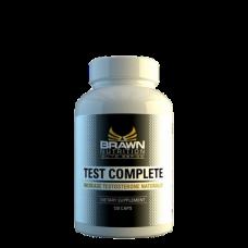 Brawn Nutrition, Test Complete, 120 Kapseln