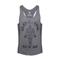 Gold´s Gym, Tonal Panel Stringer -Grey