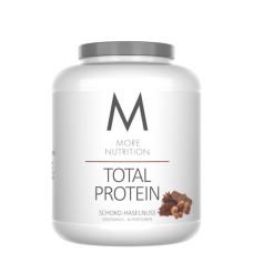 More Nutrition, Total Protein, 1500g