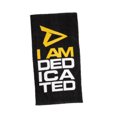Dedicated, Gym Handtuch / Towel