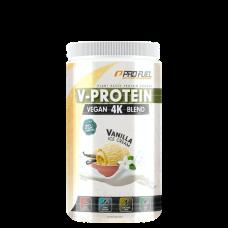ProFuel, V-PROTEIN vegan 4K Blend, 750g