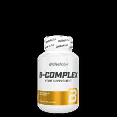 BioTech, Vitamin B Complex, 60 Tabletten