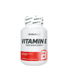 BioTech, Vitamin E, 100 Softgelkapseln