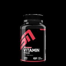 ESN, Vitamin Stack, 120 Kapsel