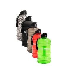 Body Attack, XXL Water Bottle / Wasserflasche, 2,2L