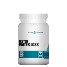 Tested Nutrition, Water Loss, 100 Kapseln