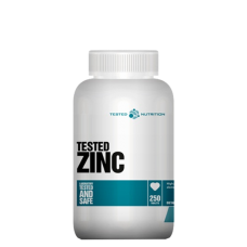 Tested Nutrition, Zinc, 250 Tabletten