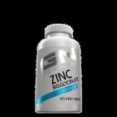 GN, Zinc Bisglycinate Health Line, 120 Tabletten