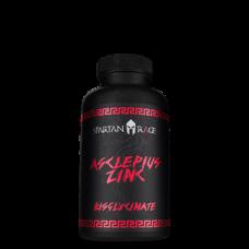 Spartan Rage, Asclepius Zinc Bisglycinate, 120 Tabletten