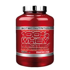 Scitec Nutrition, 100% Whey Protein, 2350g