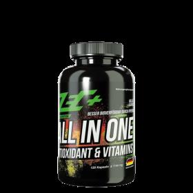 Zec+ Nutrition, All in One, 120 Kapseln