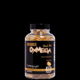 Controlled Labs, Orange OxiMega Fish Oil / Omega, 120 Softgel Kapseln