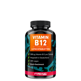 ProFuel, Vitamin B12, 240 Tabletten / Lutschtabletten